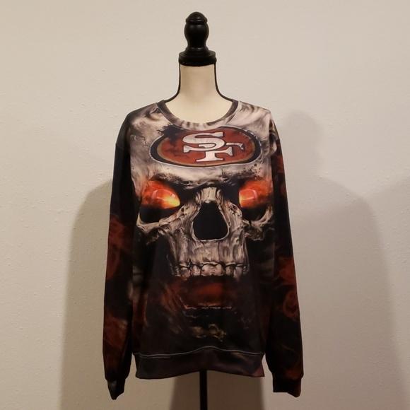 No Brand Tops - NWOT, Mens 49's Sweatshirt